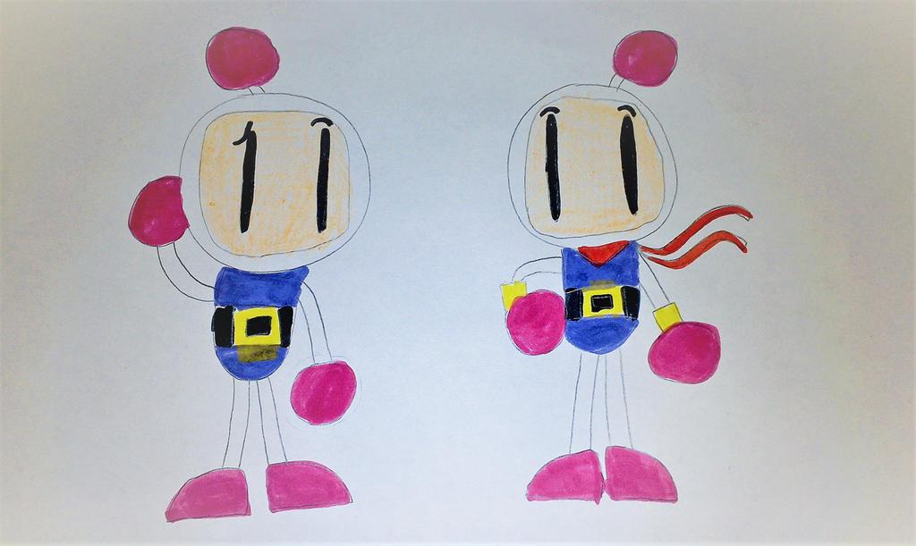 Bomberman to Bomberman by SuperSmash6453