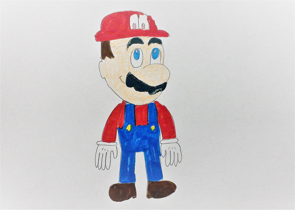 Another Mario Odyssey Pic by SuperSmash6453