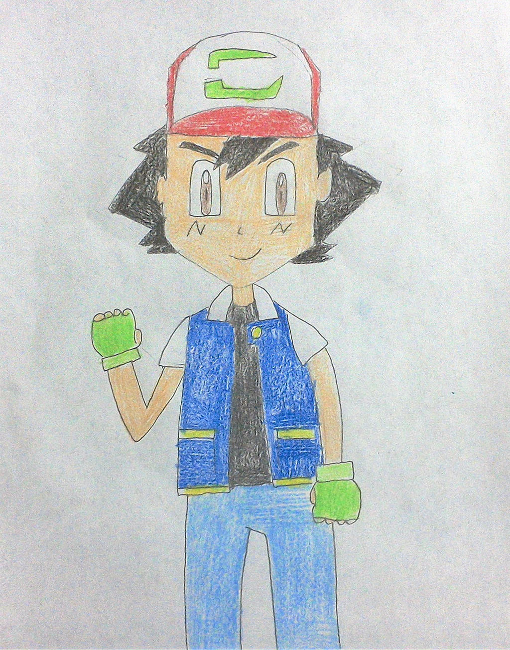 Ash (M20) by SuperSmash6453