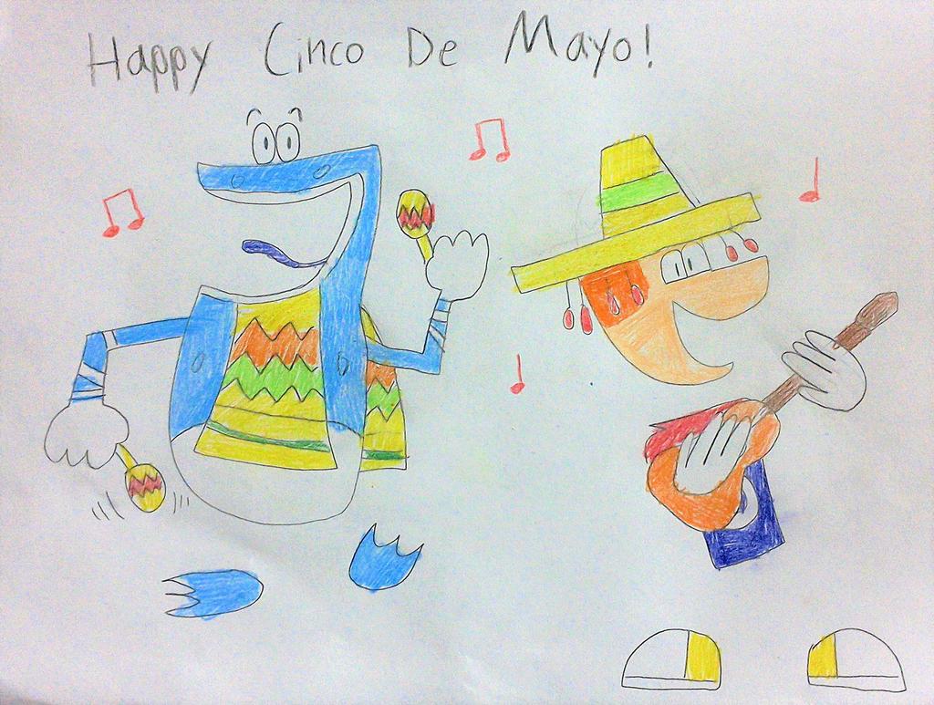 Happy Cinco De Mayo! by SuperSmash6453