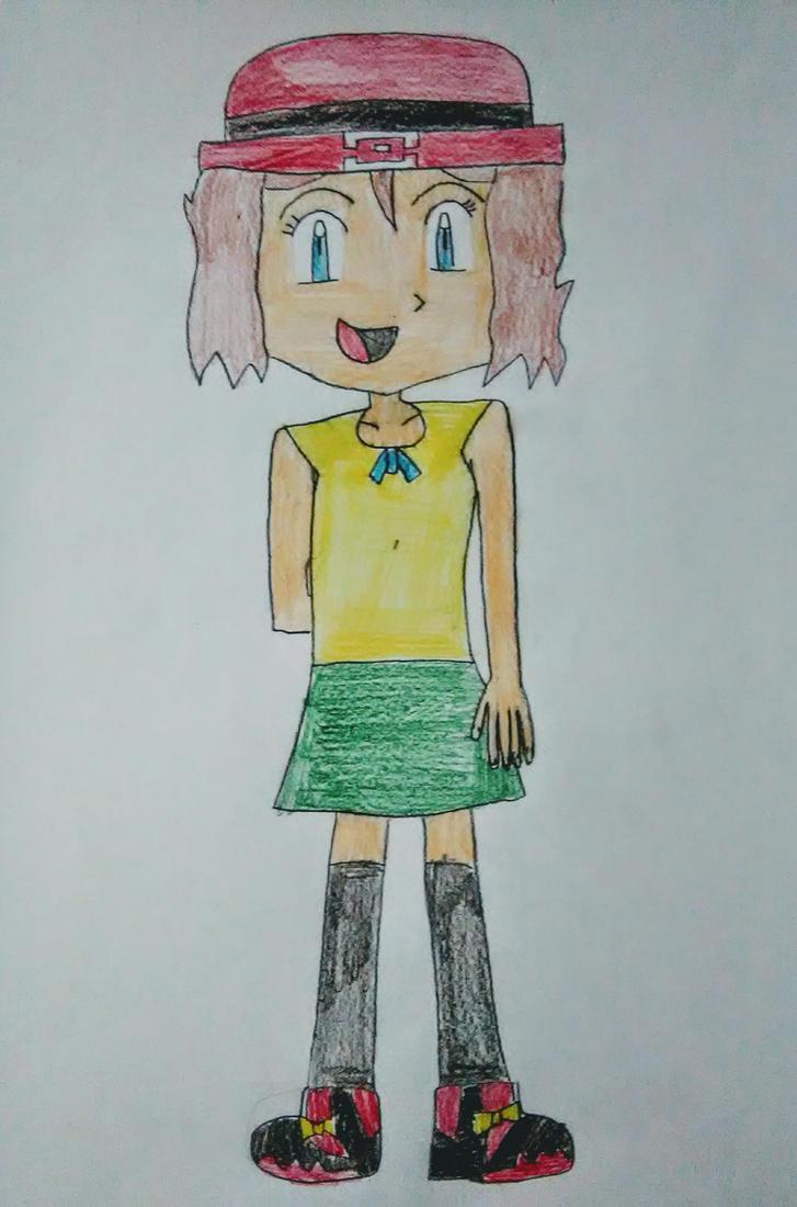 Serena Alola Outfit by SuperSmash6453