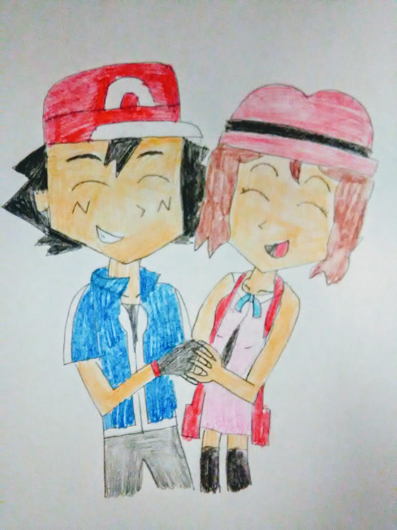 Amourshipping Day 2017 by SuperSmash6453