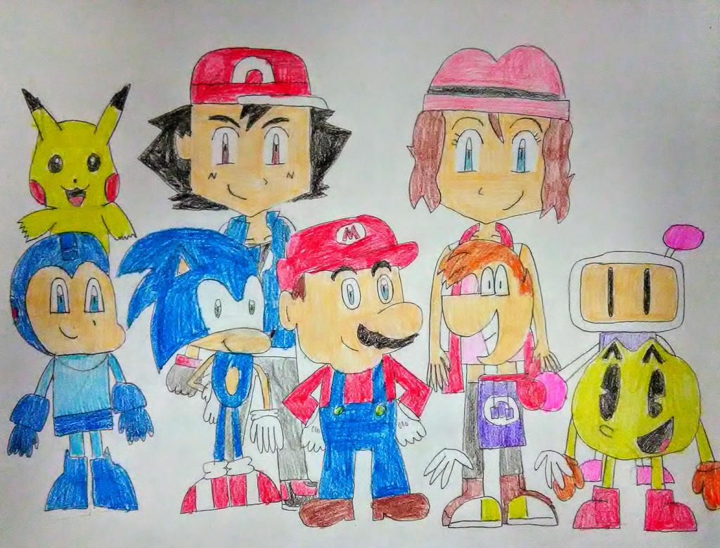 My Heroes (XYZ Edition)