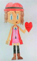 Serena Valentine's Day