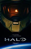 Halo (2022 TV Series) - Fan Poster