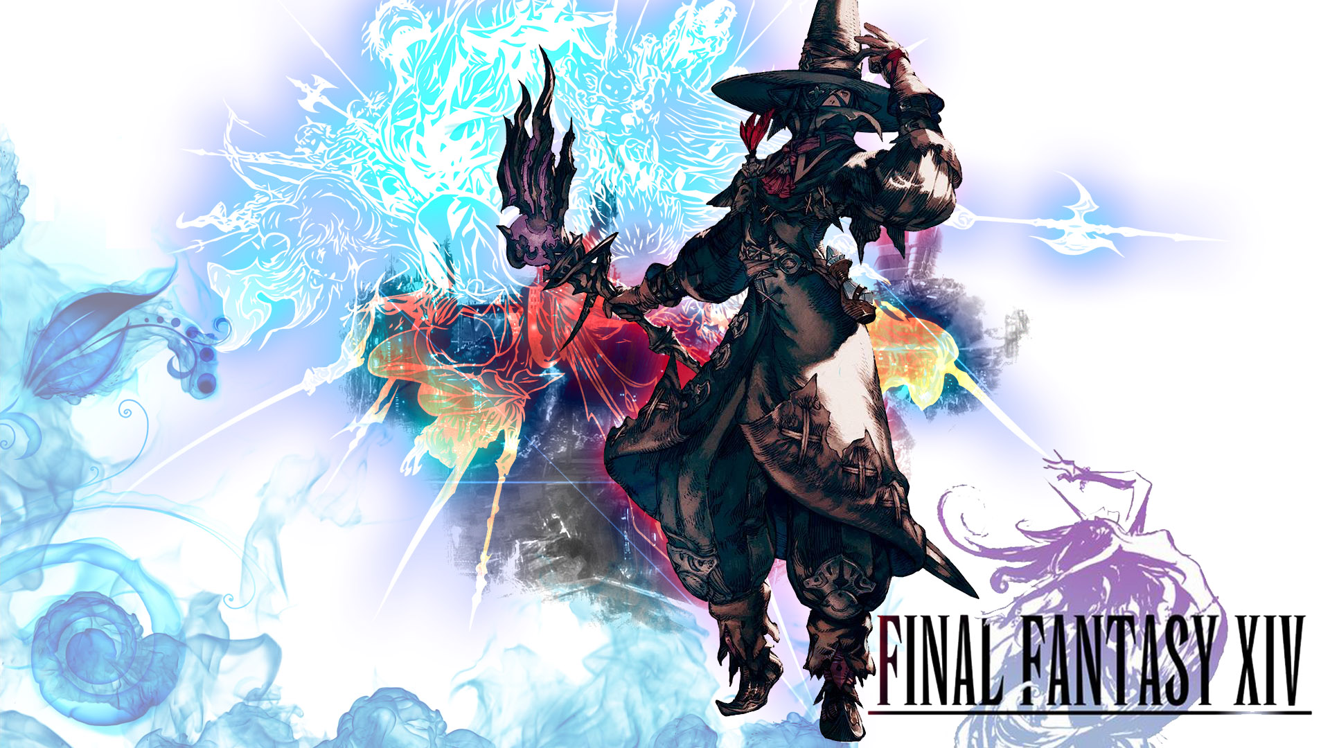 Final Fantasy Xiv Wallpaper By Majinkhan On Deviantart
