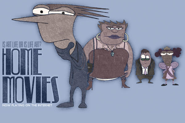 Home Movies by actn
