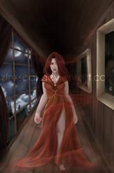 Symphony of the Night by zinxscar