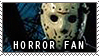 Horror stamp by test-page