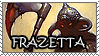 Frank Frazetta Stamp by test-page