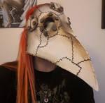 Masque de mdecin de la peste