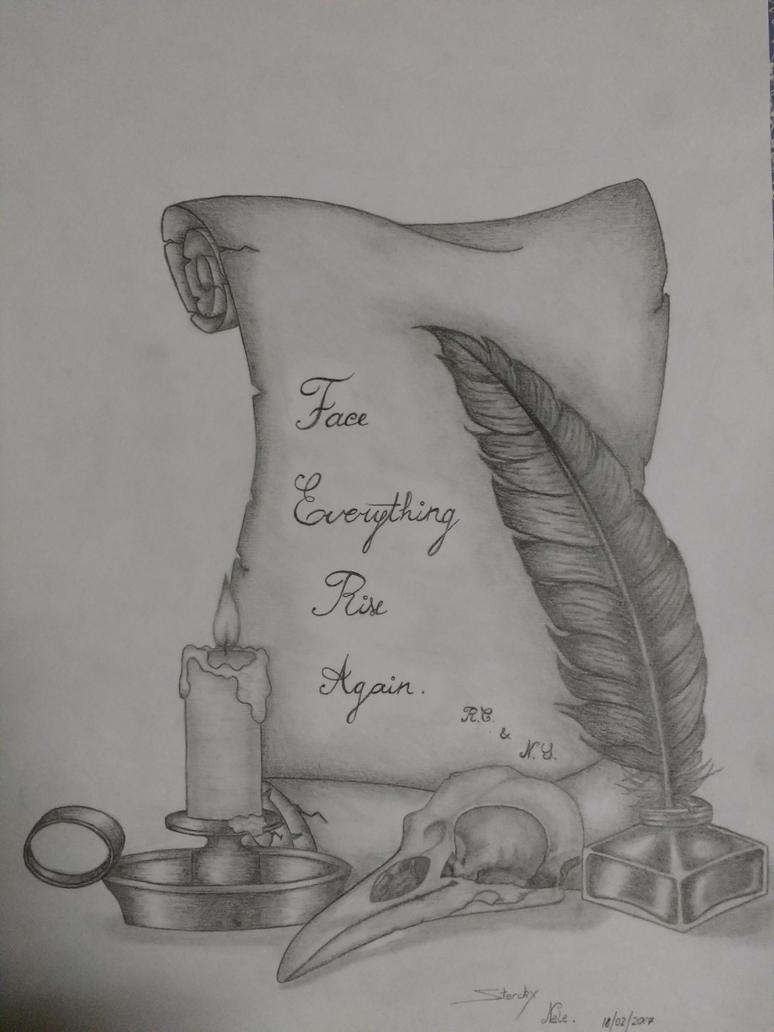 Tattoo design by NElondra