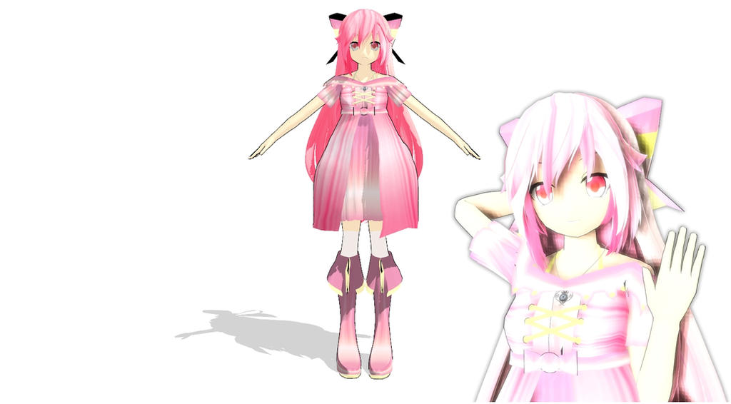 mmd how to make my own hair texture