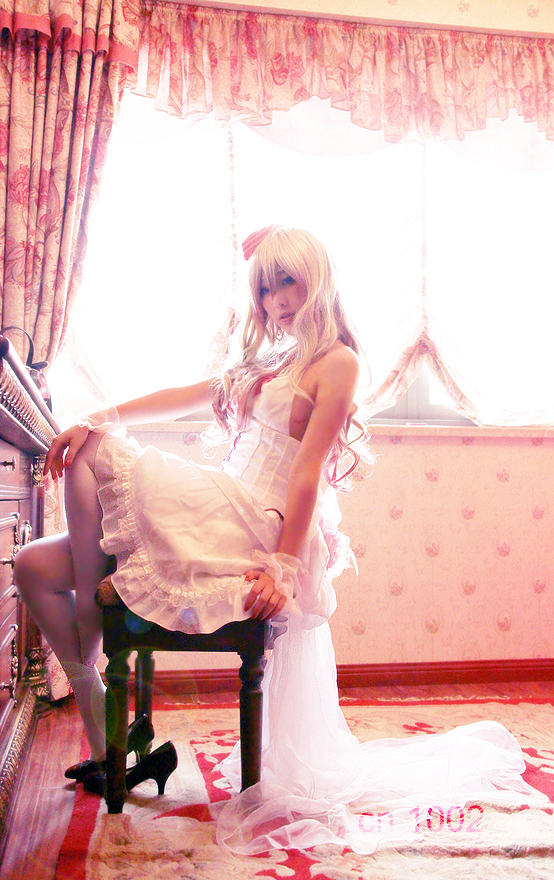 my name is sheryl nome 2 by shuichimeryl