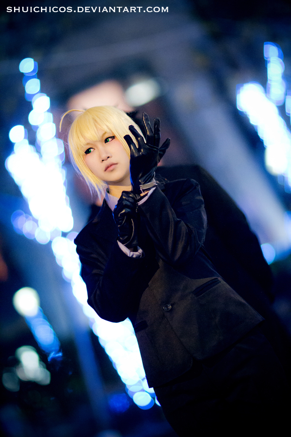 Fate zero 01 by shuichimeryl