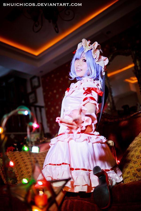 Touhou Remilia Scarlet 02 by shuichimeryl