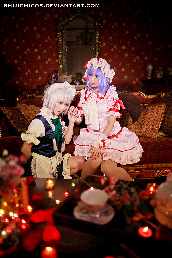 Touhou Remilia Scarlet 04 by shuichimeryl