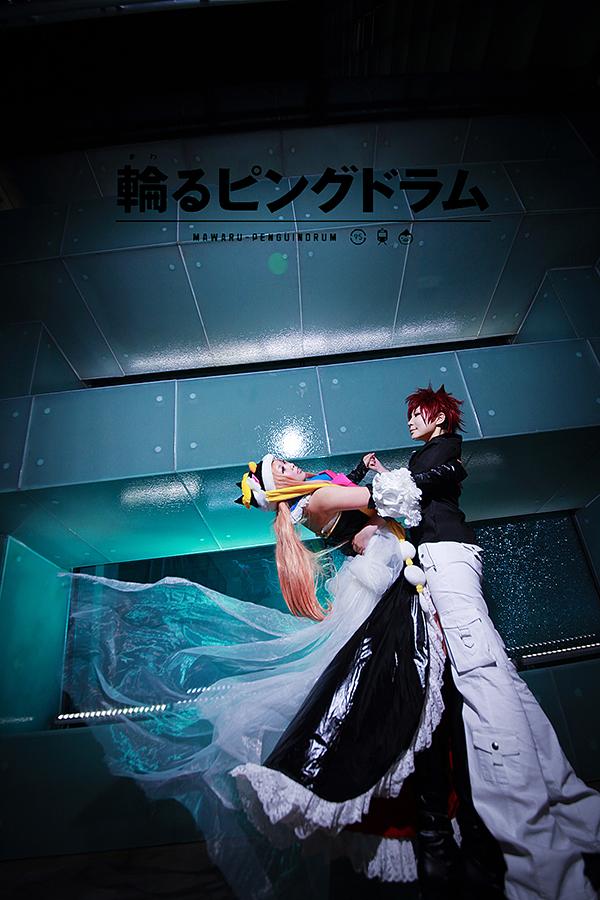MAWARU PENGUINDRUM - last dance by shuichimeryl