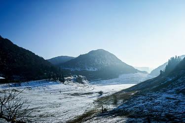 JINFO mountain by shuichimeryl