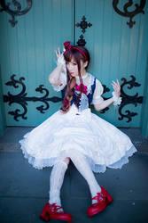 Claudia The Fairy Tale Princess 01 by shuichimeryl