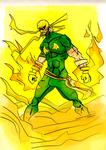 Iron Fist - Unleash The Dragon !