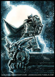 Dark Knight Returns by Canjoke