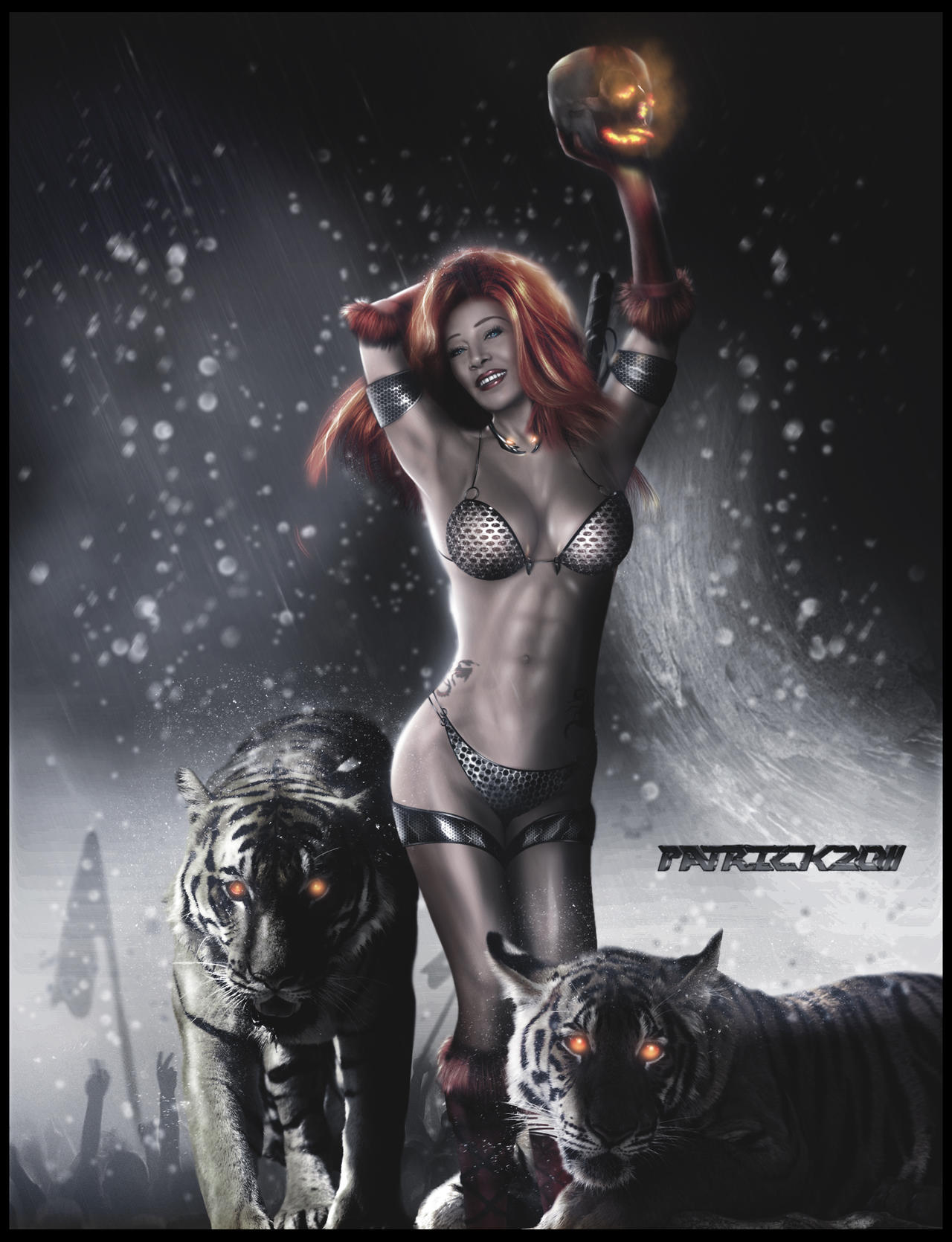 Red Sonja by Patrick2011