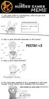 Hunger Games Meme :B