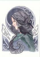 Morrigan by Lamorien