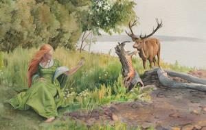 Beckon by Lamorien