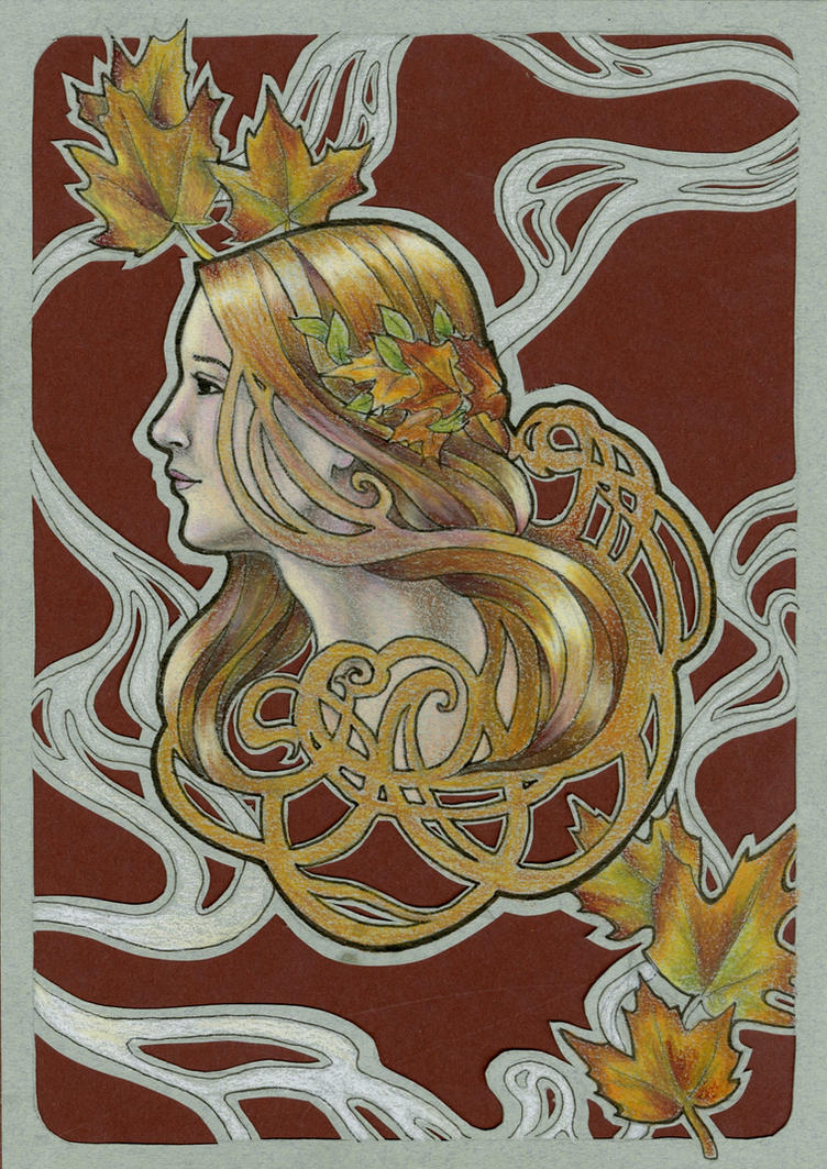 Autumn Winds by Lamorien