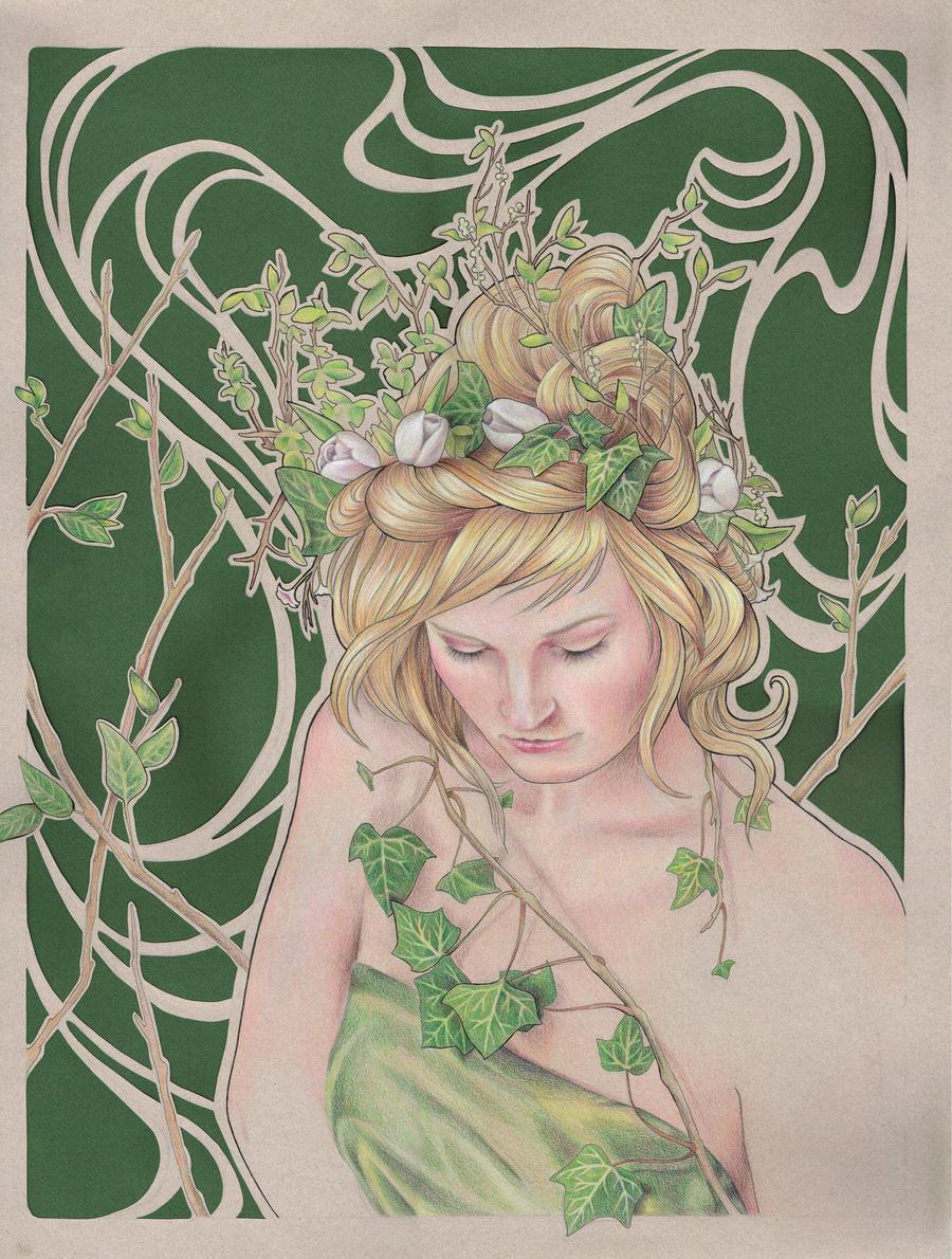 Four Seasons- Spring by Lamorien