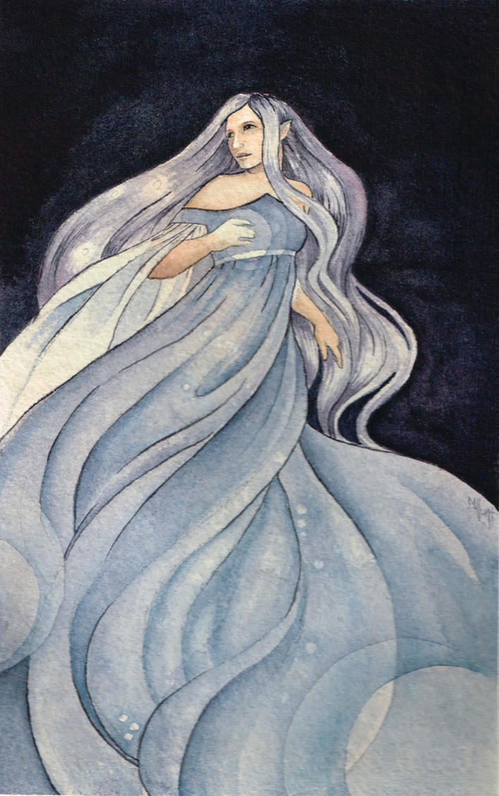 Varda by Lamorien