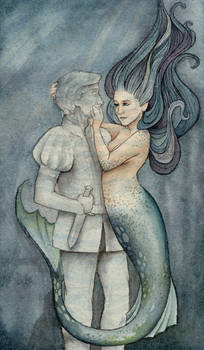 The Mermaid and her Prince