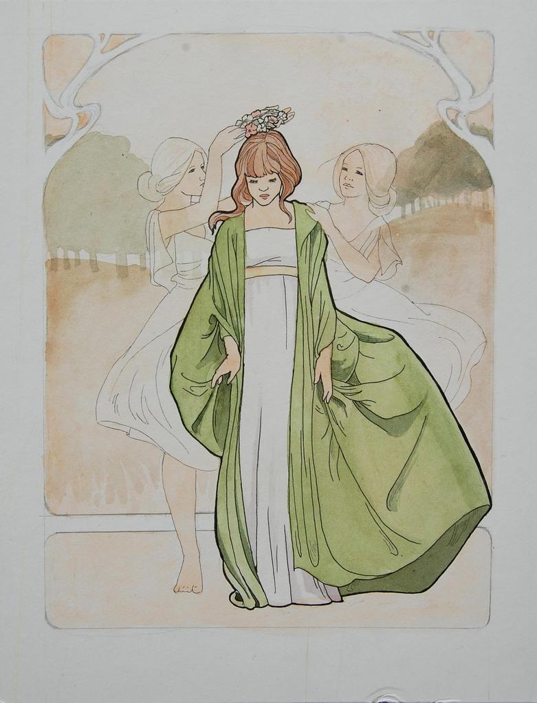 The Coronation by Lamorien