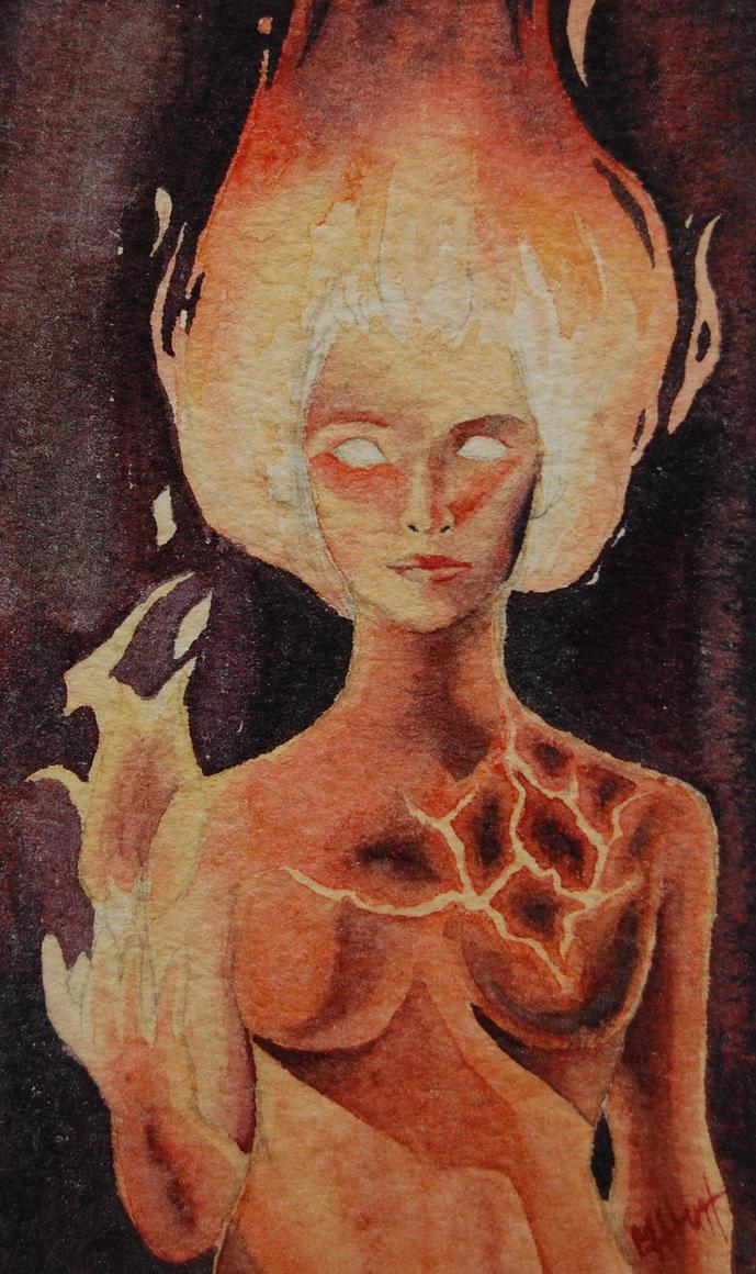 Fire Bringer by Lamorien