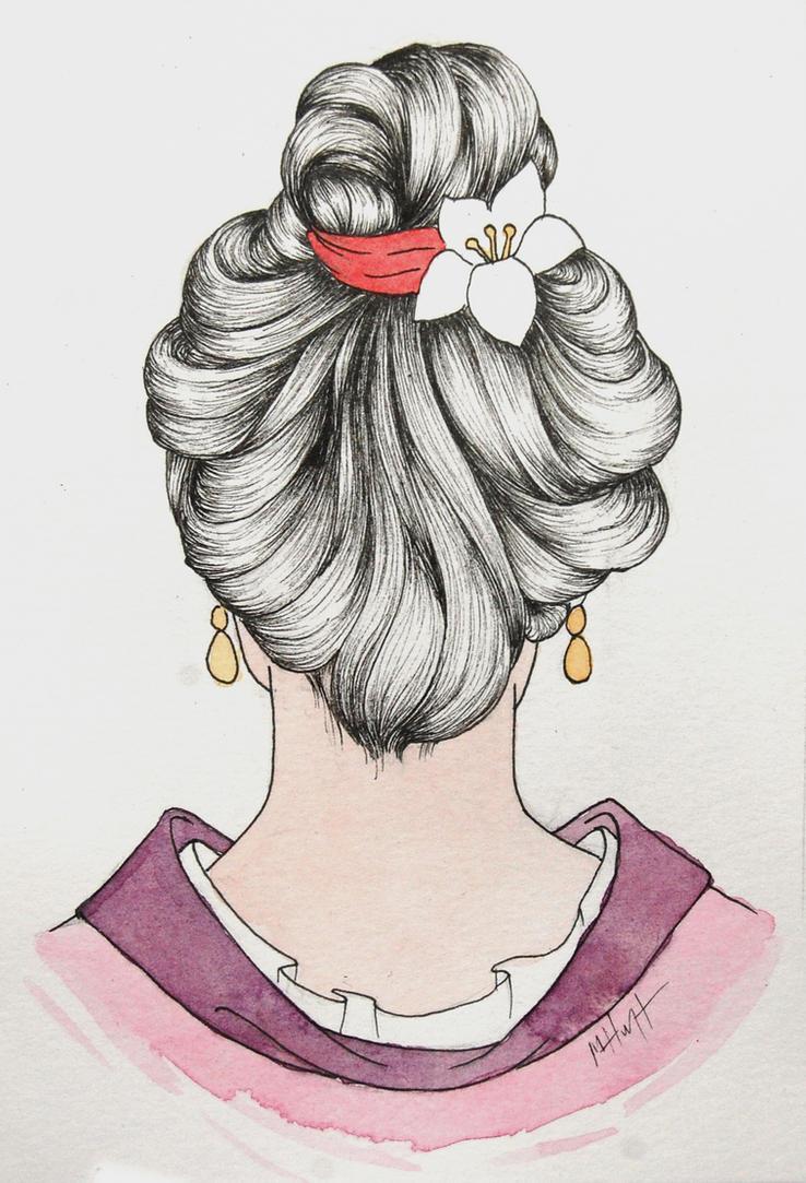 Mulan by Lamorien