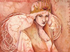 Autumn Queen by Lamorien