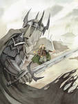 Eowyn and the Witch King
