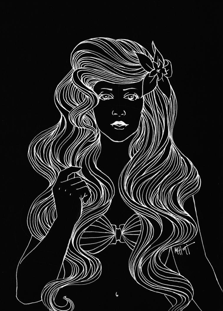 Ariel by Lamorien
