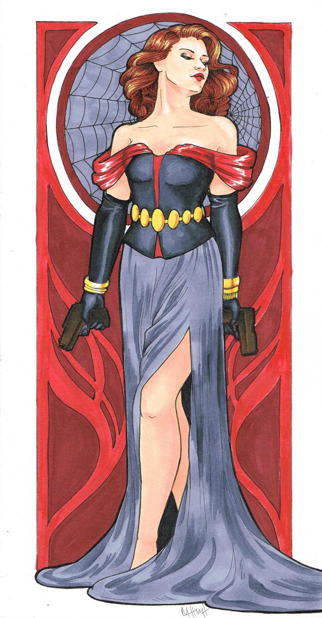 Lady Romanoff by Lamorien