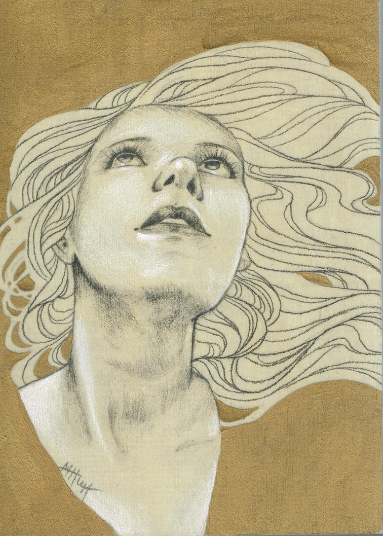 Paint My Spirit Gold by Lamorien