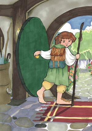The Journey Begins by Lamorien