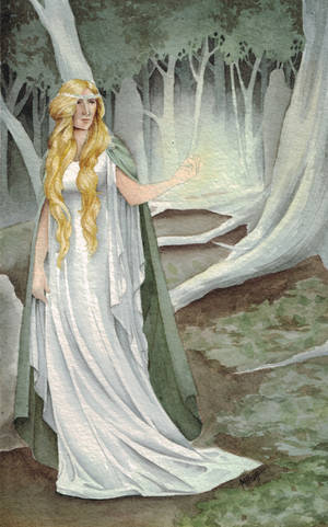 Ringbearers: Galadriel by Lamorien