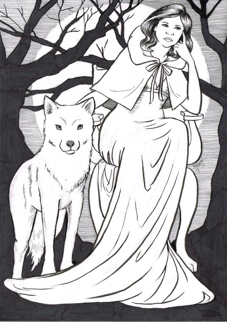 Bad Wolf by Lamorien