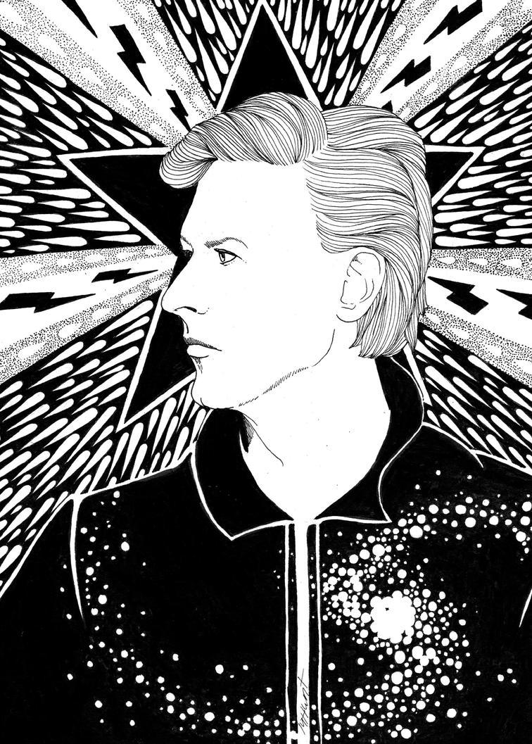 Starman by Lamorien
