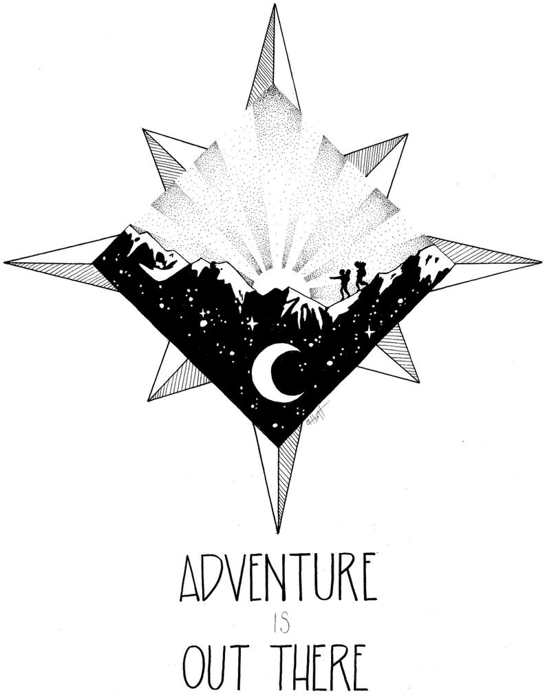 Adventure Is Out THere by Lamorien