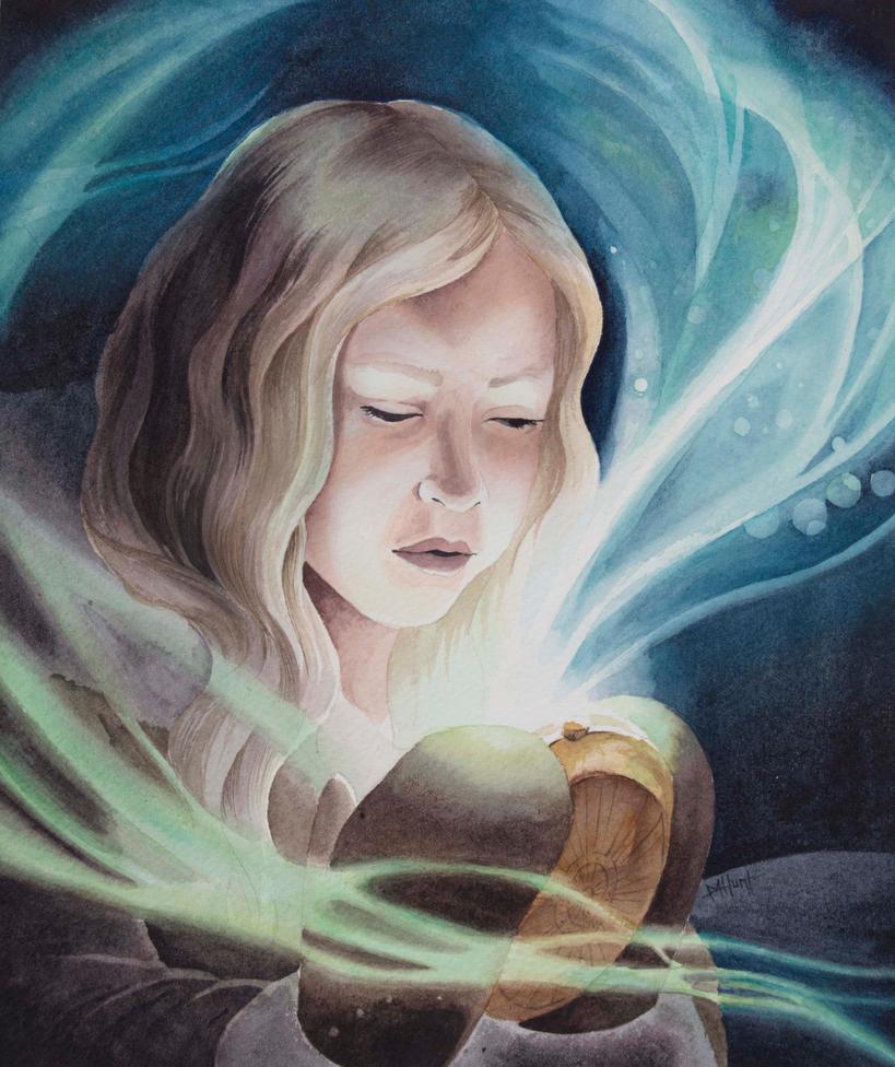 Lyra by Lamorien