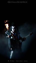 Sword of fire... by imacker