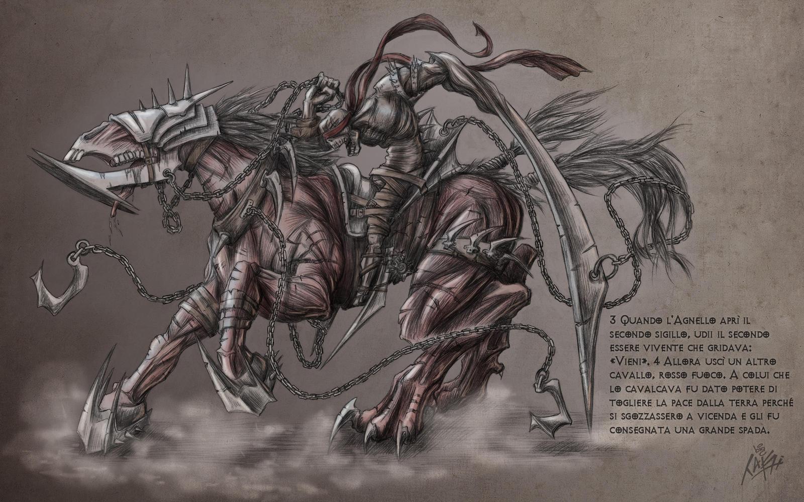 War of the Apocalypse by bigTaki